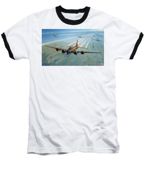 Plane Baseball T-Shirt