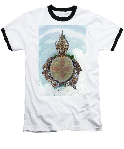 Planet Gouda Baseball T-Shirt