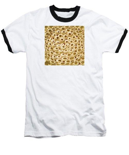 Planet Of The Golden Cheerios Baseball T-Shirt