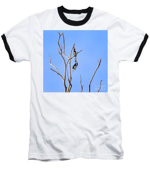 Play Time Hornbills Baseball T-Shirt