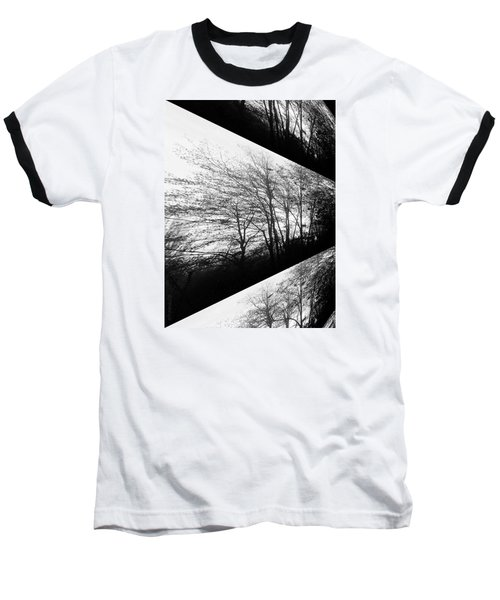 Playing With Shadows Baseball T-Shirt