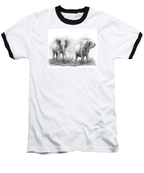 Playtime Baseball T-Shirt by Phyllis Howard