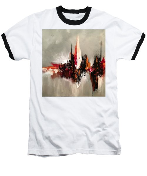 Point Of Power Baseball T-Shirt