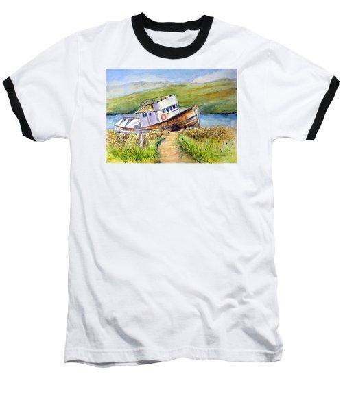 Point Reyes Relic Baseball T-Shirt