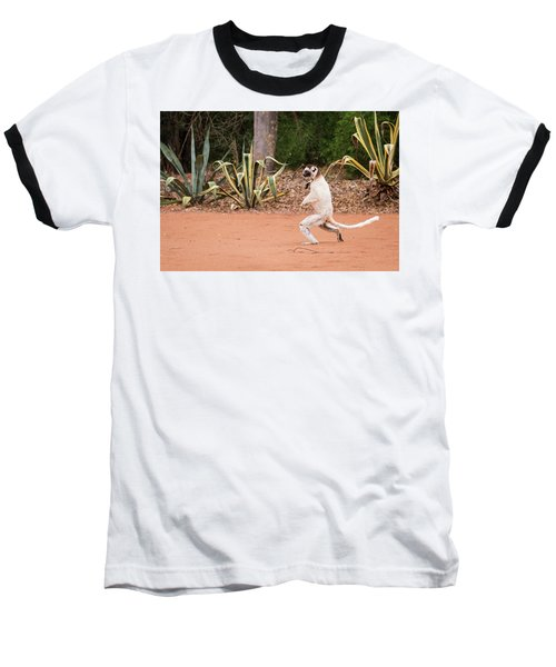Baseball T-Shirt featuring the photograph Poise by Alex Lapidus