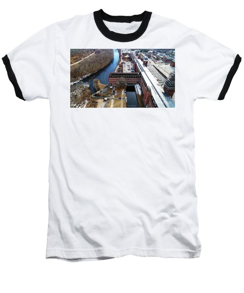 Ponemah Mill Baseball T-Shirt