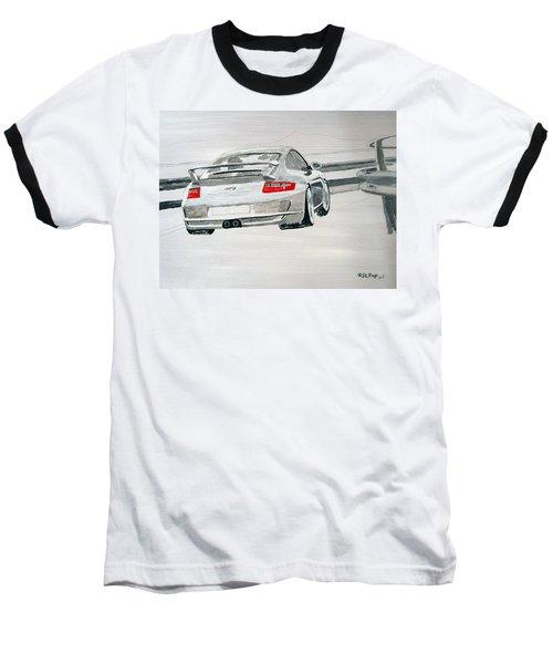 Porsche Gt3 Baseball T-Shirt