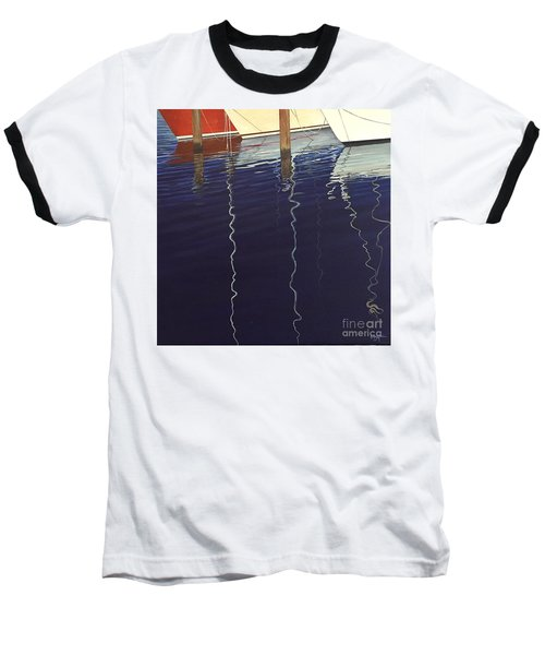 Port Of Saint Petersburg Baseball T-Shirt