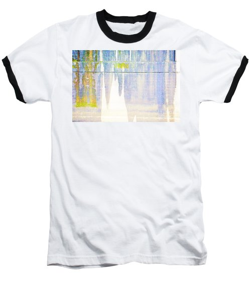 Portland Bridge Support Baseball T-Shirt