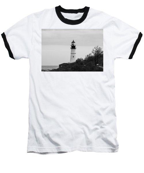 Portland Head Light Baseball T-Shirt
