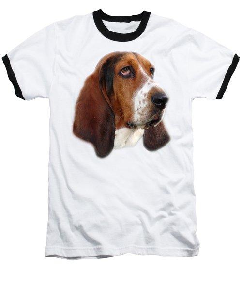 Portrait Of A Dog Baseball T-Shirt