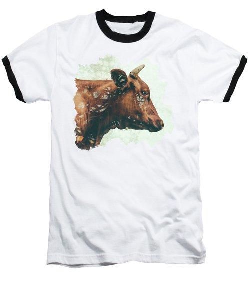 Portrait Of Bess Baseball T-Shirt