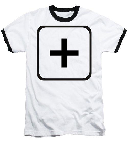 Positive Art Baseball T-Shirt