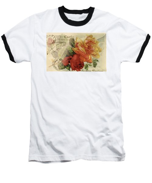 Postal Baseball T-Shirt