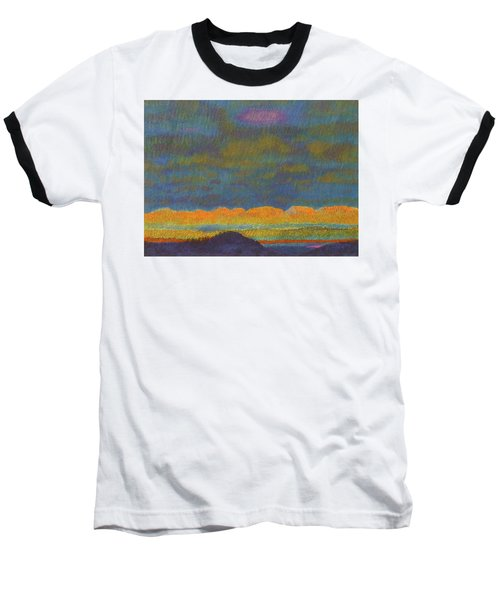 Powder River Reverie, 1 Baseball T-Shirt
