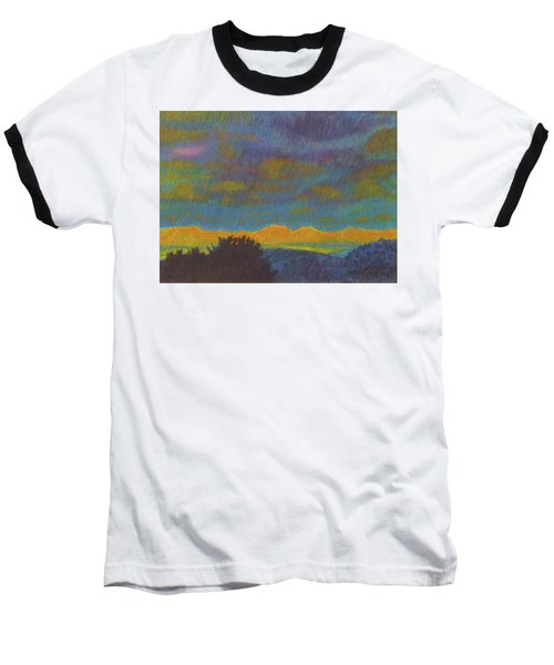 Powder River Reverie, 2 Baseball T-Shirt