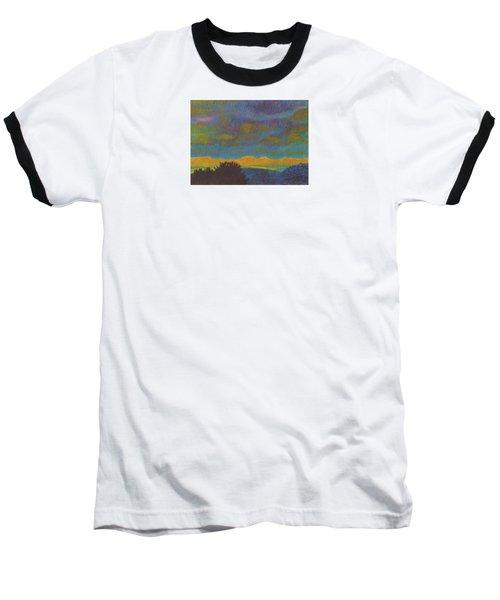Powder River Reverie, 2 Baseball T-Shirt