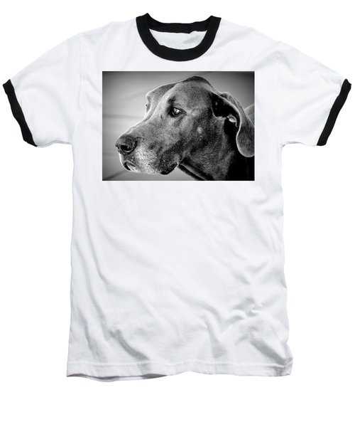 Baseball T-Shirt featuring the photograph Powerful Majesty by Barbara Dudley