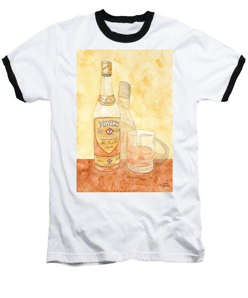 Powers Irish Whiskey Baseball T-Shirt