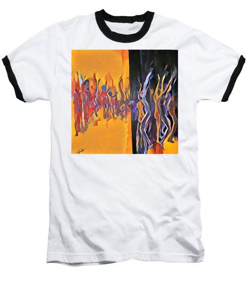 Praise Ye Baseball T-Shirt