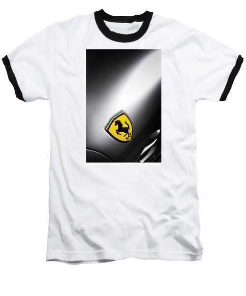 Prancing Horse Baseball T-Shirt