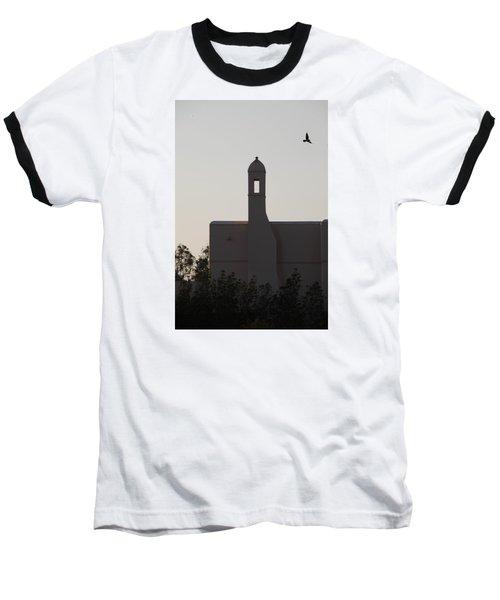 Baseball T-Shirt featuring the photograph Prayer Flight by Jez C Self