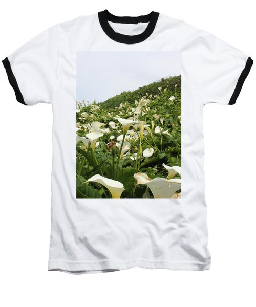 Baseball T-Shirt featuring the photograph Preaching To The Choir by Marie Neder