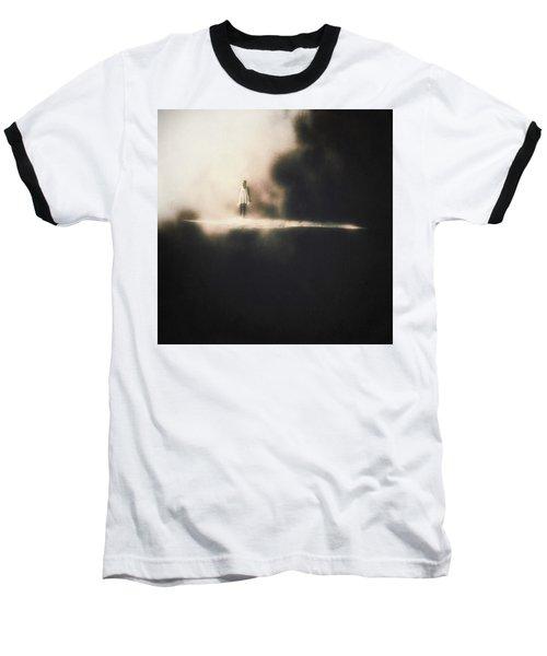 Precipice Baseball T-Shirt