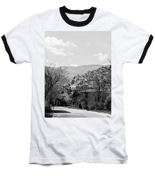 Pretoro - Landscape Baseball T-Shirt