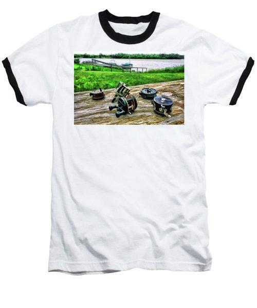 Pretty Fishy Baseball T-Shirt