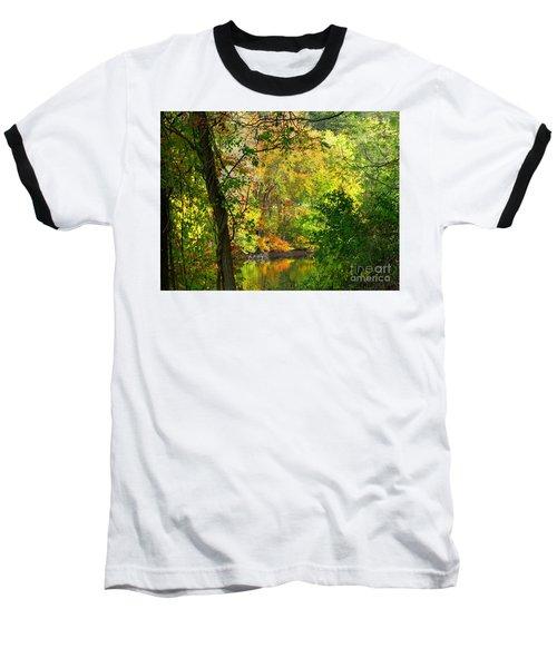 Prettyboy Of Autumn Baseball T-Shirt