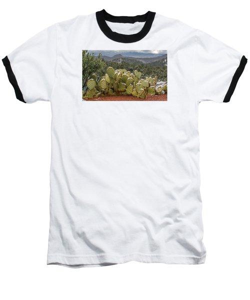 Cactus Country Baseball T-Shirt