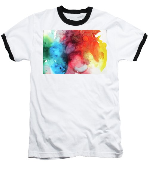 Primary Colors Baseball T-Shirt