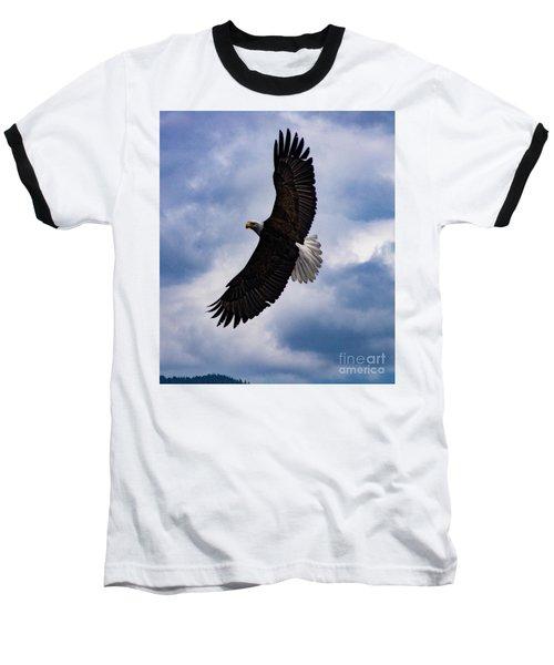 Prince Rupert Soaring Eagle Baseball T-Shirt