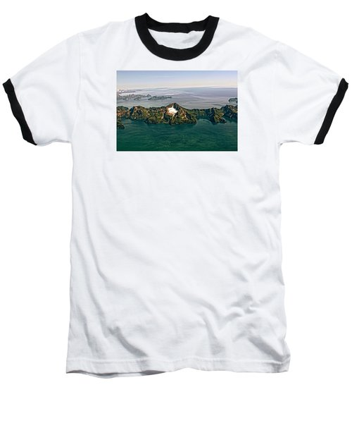 Prince William Sound Alaska Baseball T-Shirt