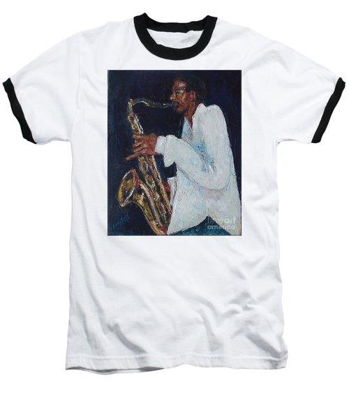 Proffessor Daddyo Baseball T-Shirt