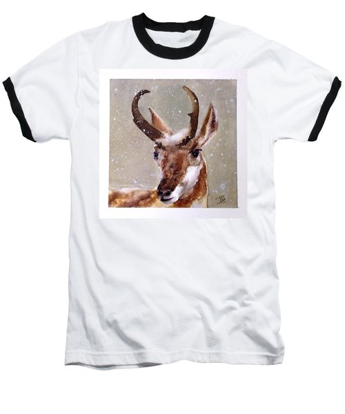 Pronghorn Baseball T-Shirt