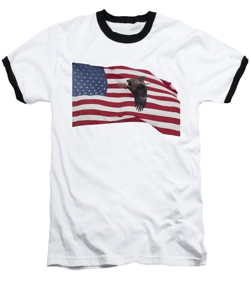 Proud To Be An American Baseball T-Shirt