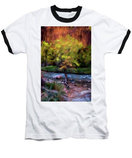 Psalm 1 Baseball T-Shirt