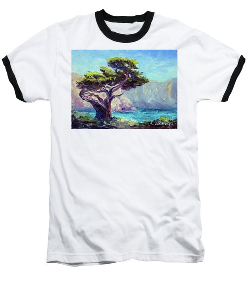 Pt. Lobos Beauty Baseball T-Shirt