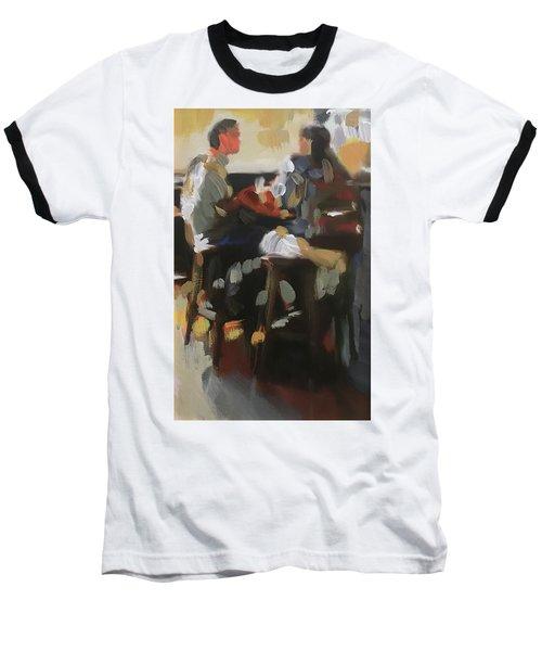 Pub Talk Baseball T-Shirt