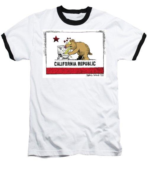 Puke Politics Baseball T-Shirt