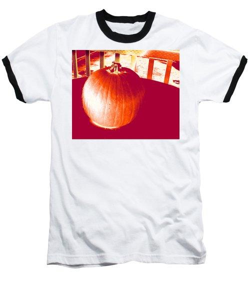Pumpkin #1 Baseball T-Shirt