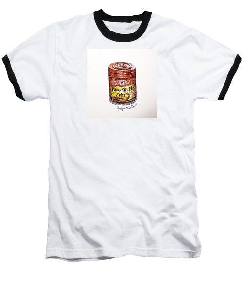 Pumpkin Pie Spice Baseball T-Shirt