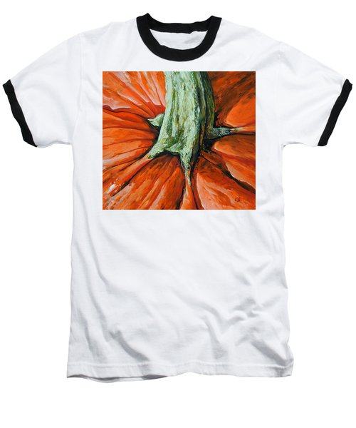 Pumpkin3 Baseball T-Shirt