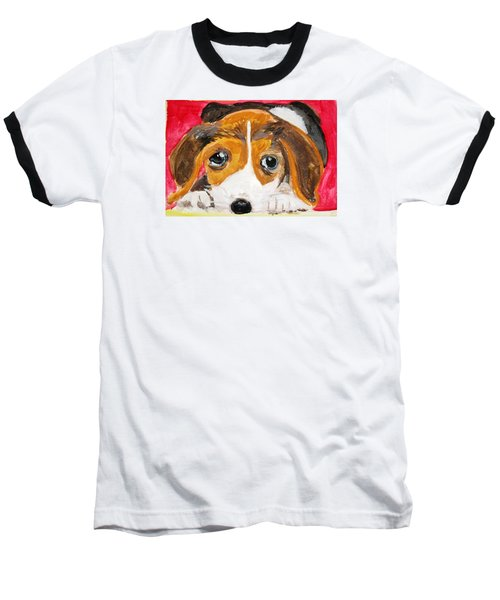 Puppy For Love Baseball T-Shirt