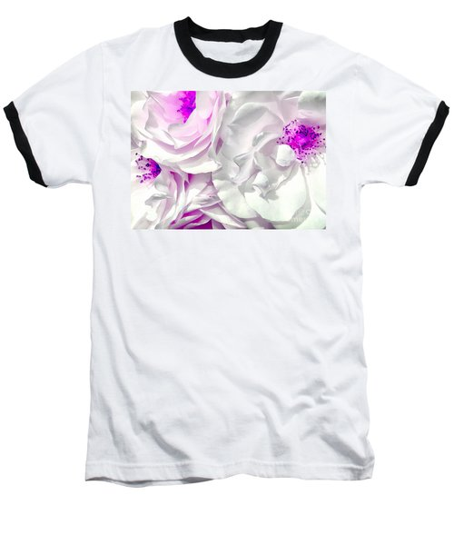 Purple Essence Baseball T-Shirt