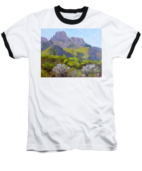 Pusch Ridge II Baseball T-Shirt