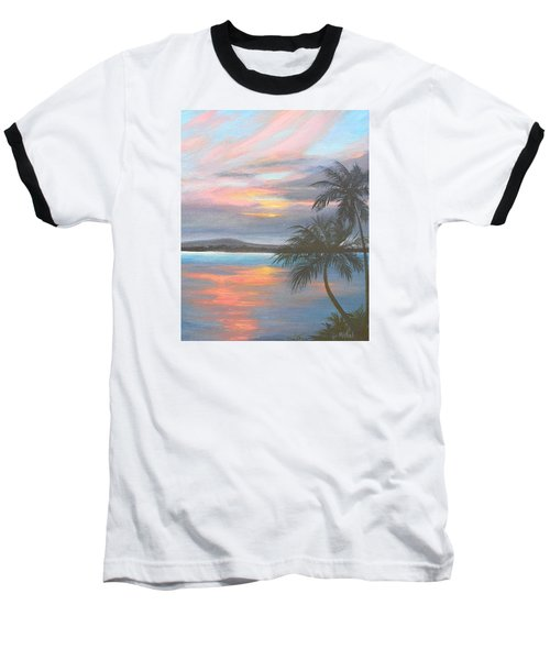 Pv Skies  Baseball T-Shirt