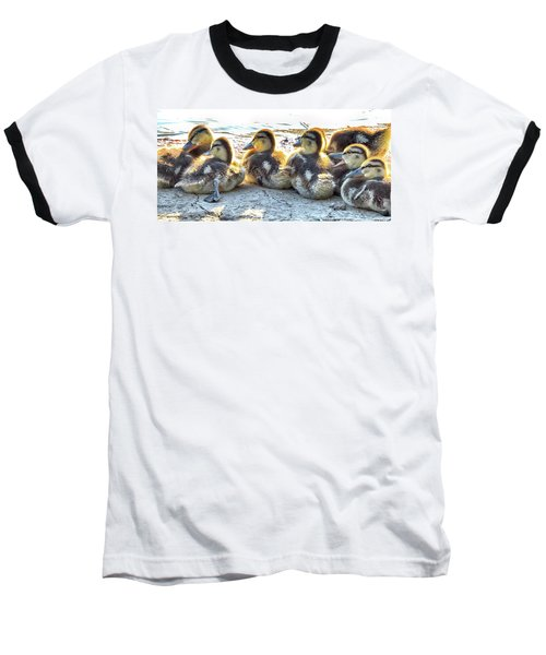 Quacklings Baseball T-Shirt
